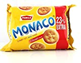 #8: Parle Monaco Biscuit - Classic, 92.8g Pack