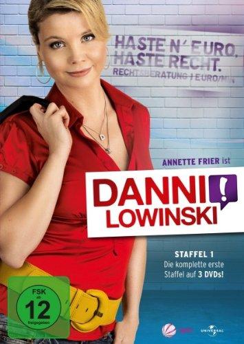 Danni Lowinski - Staffel 1 [3 DVDs]