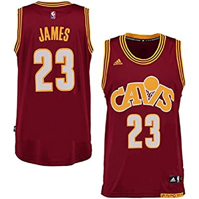 LeBron James Cleveland Cavaliers #23 NBA Youth Alternate Jersey Wine
