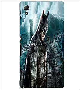 PRINTSWAG CARTOON CHARACTER Designer Back Cover Case for SONY XPERIA Z4