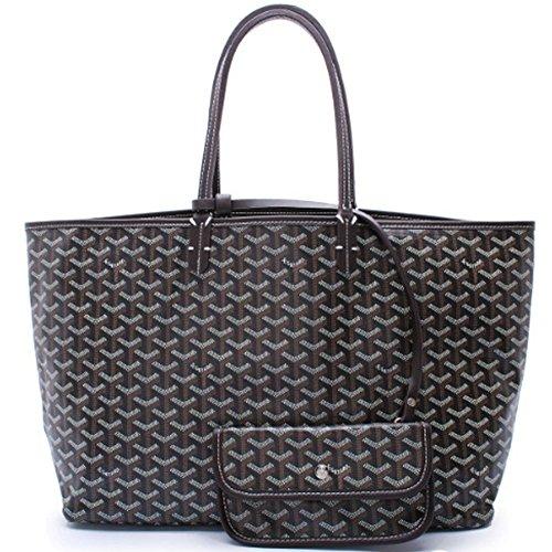 for-everest-ladies-pu-leather-large-size-tote-shopper-shoulder-bag-handbagc7