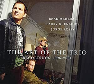 The Art of the Trio, Recordings:  1996-2001