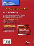 Image de La lettre administrative - Entrainement - Catégorie C