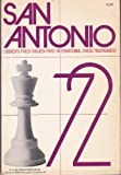 img - for SAN ANTONIO '72 - CHURCH'S FRIED CHICKEN, INC - First International Chess Tournament book / textbook / text book