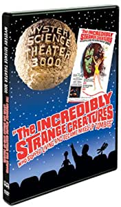 Mystery Science Theater 3000: Incredibly Strange [Import]