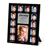 LCP Journey Through The Years Of School Photos Collage Picture Frame With Verse
