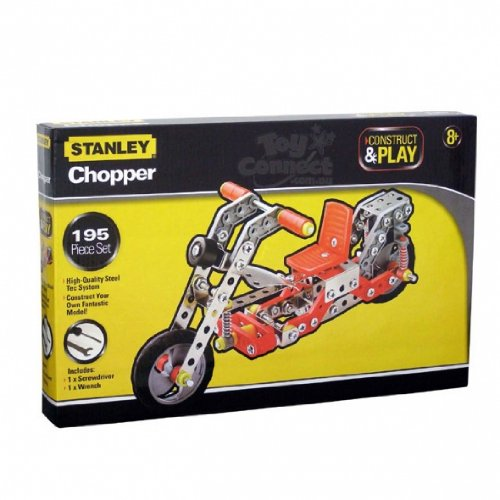 "Stanley Construct and Play ""Chopper"" - 1"