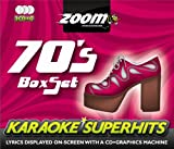 Zoom Karaoke CD+G - 70s Seventies Superhits - Triple CD+G Karaoke Pack Zoom Karaoke