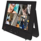 Night Owl Security NO-8LCD 8-Inch Color LCD Security Monitor with Audio
