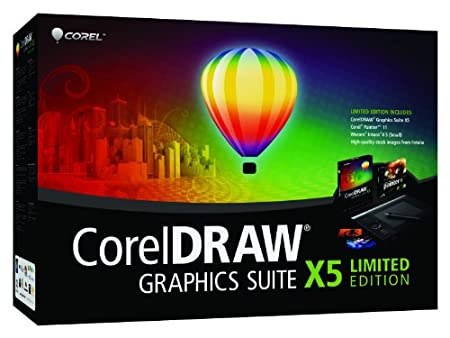 CorelDRAW Graphics Suite X5 Limited Edition Upgrade