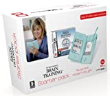 Nintendo DS Lite Turquoise Console with Brain Training (Nintendo DS)