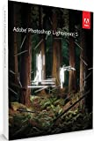 Adobe Photoshop Lightroom 5, Upgrade Edition (Mac/PC)