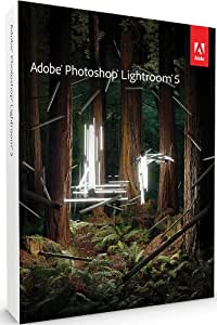 Adobe Photoshop Lightroom 5, Upgrade Edition (Mac/PC)