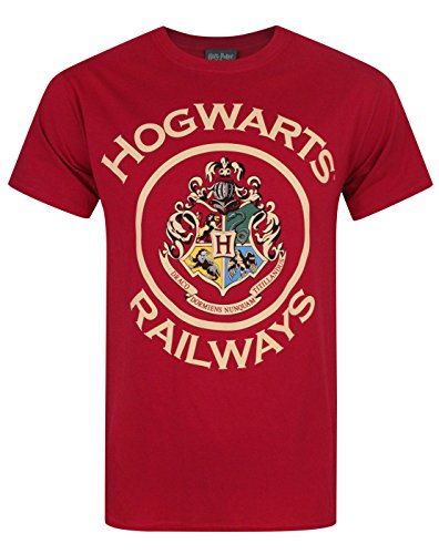 Harry Potter Hogwarts Railways T-Shirt