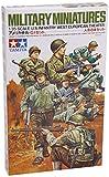 Tamiya Models U.S. Infantry European Theater Model Kit