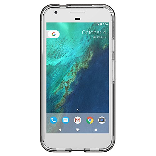 Spigen-Neo-Hybrid-Crystal-Google-Pixel-XL-Case-with-Flexible-Inner-Casing-and-Reinforced-Hard-Bumper-Frame-for-Google-Pixel-XL-2016-Gunmetal