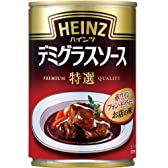 ハインツ デミグラスソース特選 290g×4缶