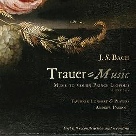 Bach: Trauer-Musik