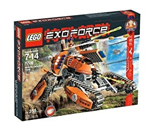 LEGO Exo-Force Mobile Defense Tank