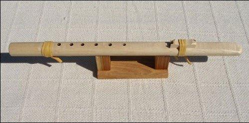 Windpony Key of A Maple 6-Hole Native American Style Flute