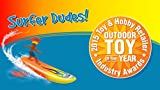 Surfer Dudes Wave Powered Mini-Surfer and Surfboard Beach Toy - Aussie Alice