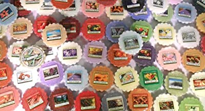 Yankee Candle - 24x Wax Tarts From Our Range Of Yankee Candle Scents by yankee candle/Bubblelush Divine Gifts