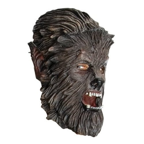 Wolfman Mask Costume Accessory