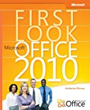 img - for First Look: Microsoft  Office 2010 book / textbook / text book
