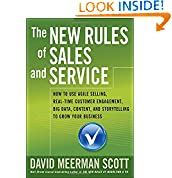David Meerman Scott (Author)  (6) Publication Date: September 2, 2014   Buy new:  $28.00  $16.80  3 used & new from $16.80