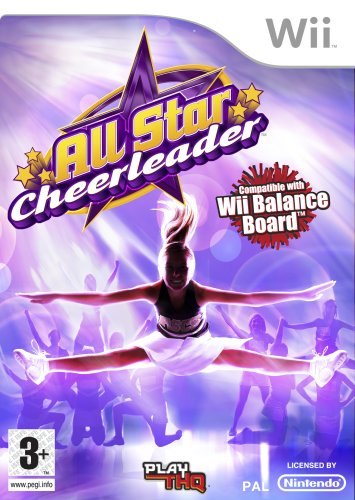 all-star-cheerleader-wii-import-anglais