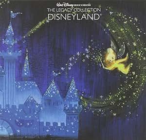Disneyland: Walt Disney Records Legacy: Musique