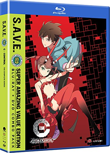 C - Control: The Complete Series S.A.V.E. (Blu-ray/DVD Combo)
