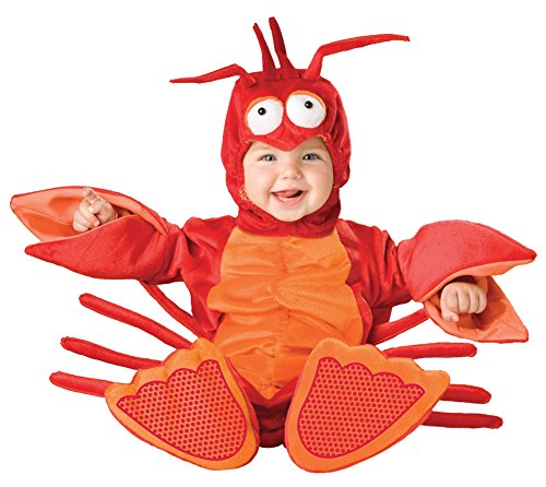 Baby Boys - Lil Lobster Toddler Costume 6-12 Mon Halloween Costume