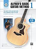 Alfred's Basic Guitar Method 1 Revised BK/CD --- Guitare - Manus, Ron & Morty --- Alfred Publishing