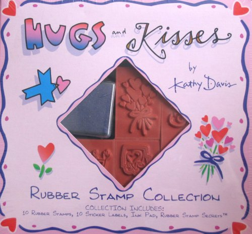 Hugs and Kisses Rubber Stamp Collection - Buy Hugs and Kisses Rubber Stamp Collection - Purchase Hugs and Kisses Rubber Stamp Collection (Hugs and Kisses, Toys & Games,Categories,Arts & Crafts,Stamps & Stickers)