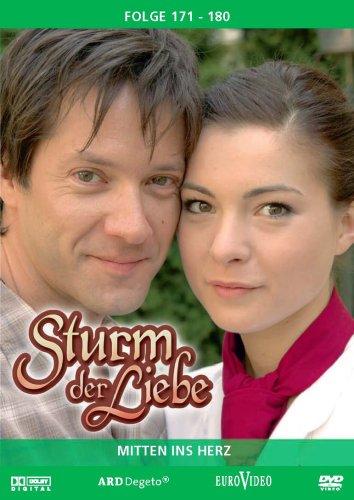 Sturm der Liebe 18 - Folge 171-180 (3 DVDs)