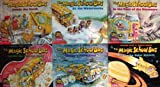 img - for Magic School Bus Combo Pack [Bargain Price] Featuring 6 titles; Inside the Earth, At the Waterworks, In the Time of the Dinosaurs, Inside the Human Body, Inside a Hurricane, & Lost in the Solar System book / textbook / text book
