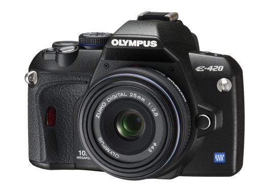 Olympus E-420 (with 25mm Lens)