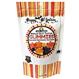 Happy Yummies Worlds Best Tasting Gummies (Halloween Assortment 7oz) (Tamaño: 7 Ounces)