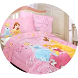 Disney Princess Fairy Dreams 3pc Cinderella Twin Bed Sheets Set