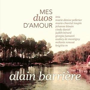Alain Barrière – Mes duos d'amour
