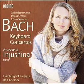 Keyboard Concerto in E major, BWV 1053: II. Siciliano
