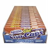 Nestle Sno-Caps Concession Box, 3.1-Ounce (Pack of 18)