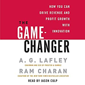 The Game-Changer Audiobook