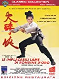 Le Implacabili Lame Di Rondine D'Oro [Italian Edition]