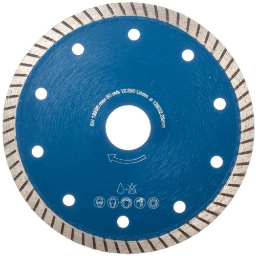 Diamant-Trennscheibe-125-x-222-mm-Keramik-Fliesen-Feinsteinzeug-Granit-fr-Flex-Winkelschleifer