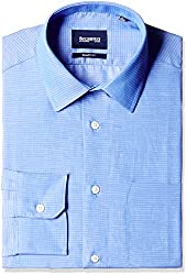 Blackberrys Men's Formal Shirt (8907196530231_MSDOC07CBEN06BPQ_39_Cadet Blue)