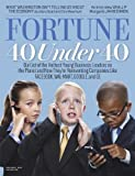 "Fortune Magazine (November 1, 2010 - Feature: ""40 Under 40"", Volume 162 / Number 7)"