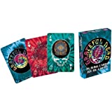 Grateful Dead Tie Dye Playing Cards