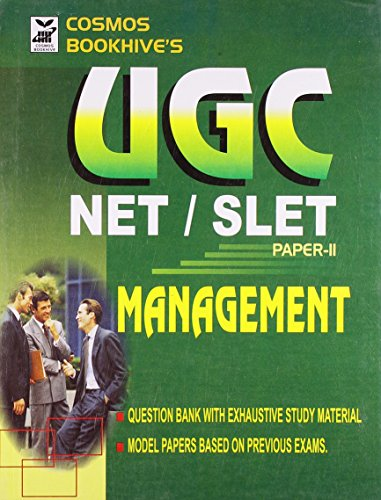 UGC NET/SLET PAPER-2 (MANAGEMENT) QUESTION BANK WITH EXHAUSTIVE STUDY MATERIAL.
